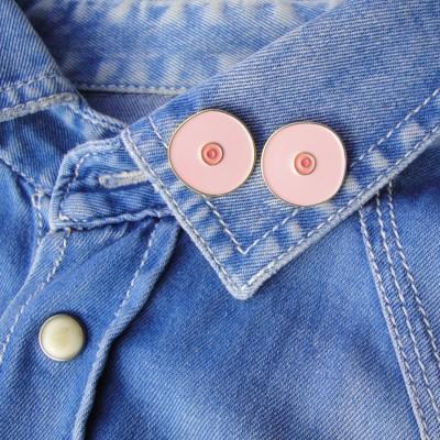 Boob Pins