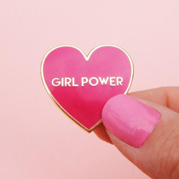 Pin's Girl Power