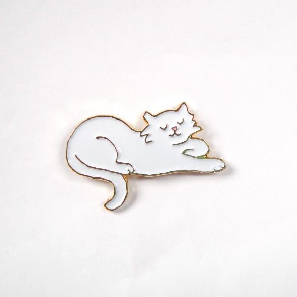 Pacha cat Pin