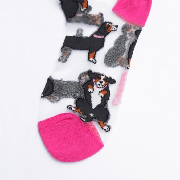 Chaussettes Transparentes Bouvier