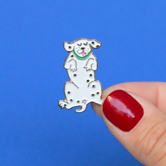 Pin's Dalmatien