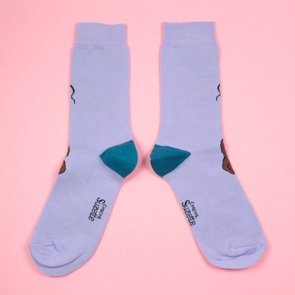 Twerk Socks - Black