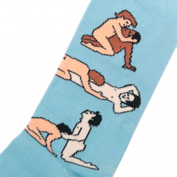 Chaussettes Kamasutra - Couples Gay Mecs