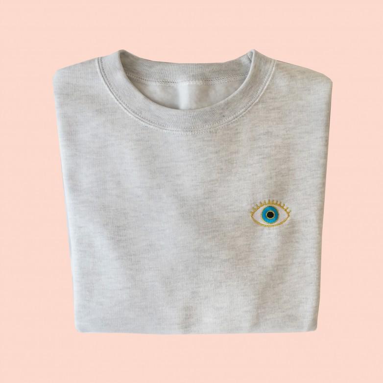 Lucky Eye Sweatshirt