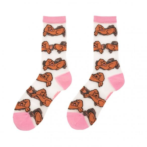 cocker coucou suzette socks