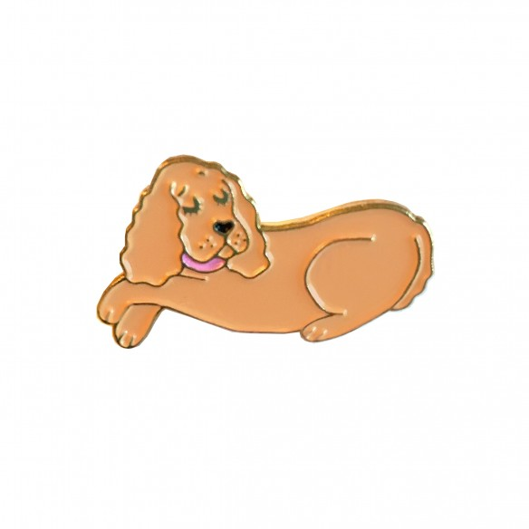 Pin dog collection coucou suzette