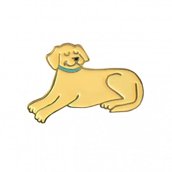 Labrador pin dog collection coucou suzette