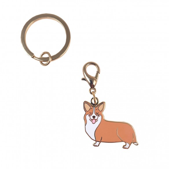 Corgi Key ring 2 in 1 coucou suzette