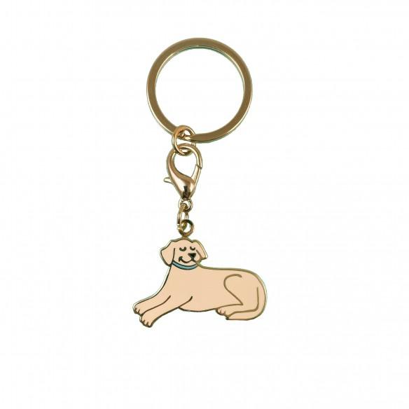 Coucou suzette Labrador key ring