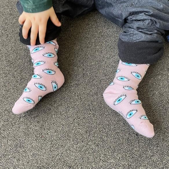 Chaussettes Oeil - Enfant