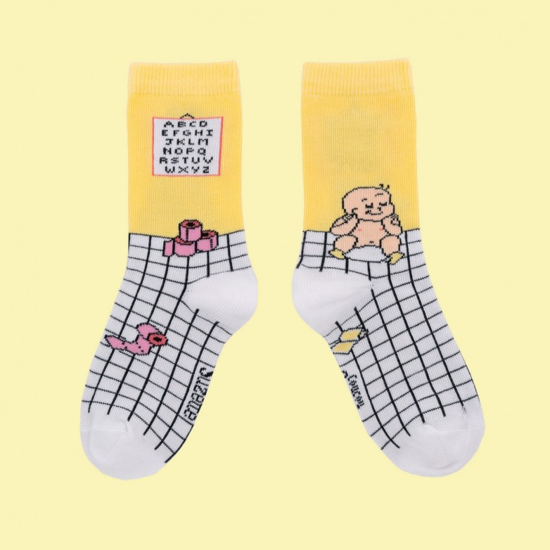 coton Baby socks
