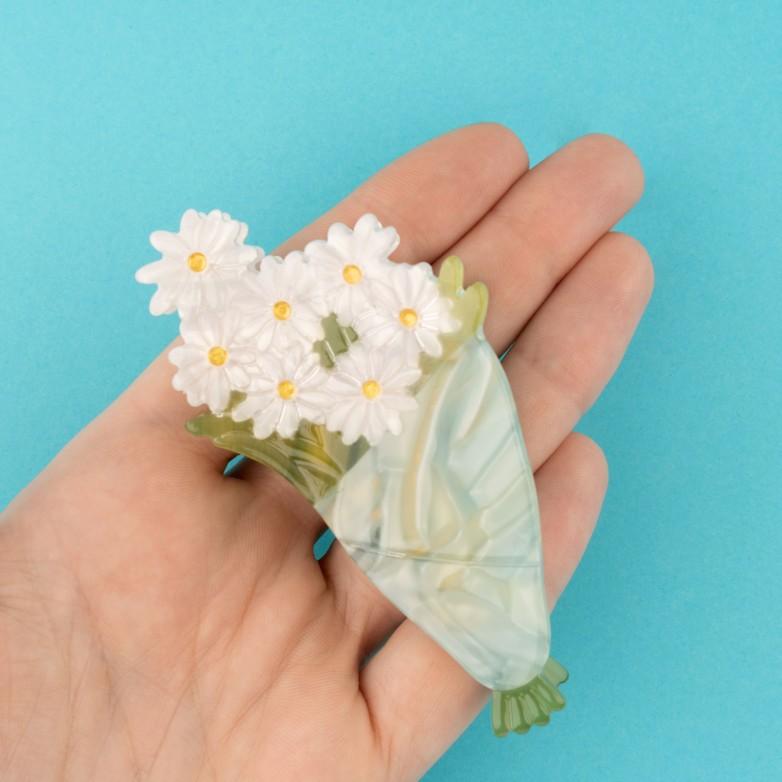 Pince Bouquet de Pâquerettes