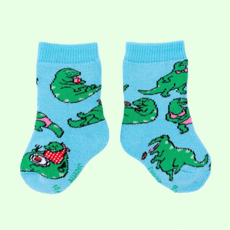 Chaussettes Dino - Enfant