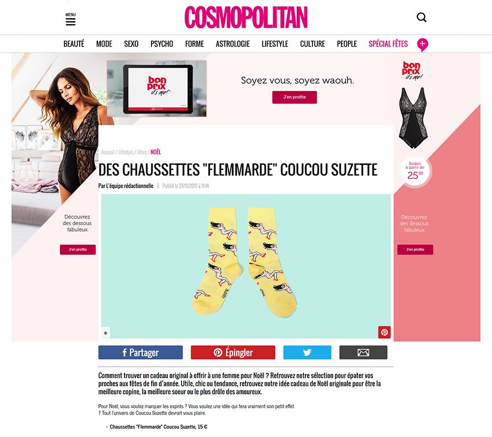 Press Coucou Suzette
